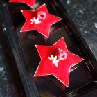 Verrine étoile 5cl Recyclable - réutilisable Par 10