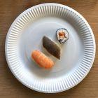 Assiettes biodégradables rondes 23 cm. Par 100