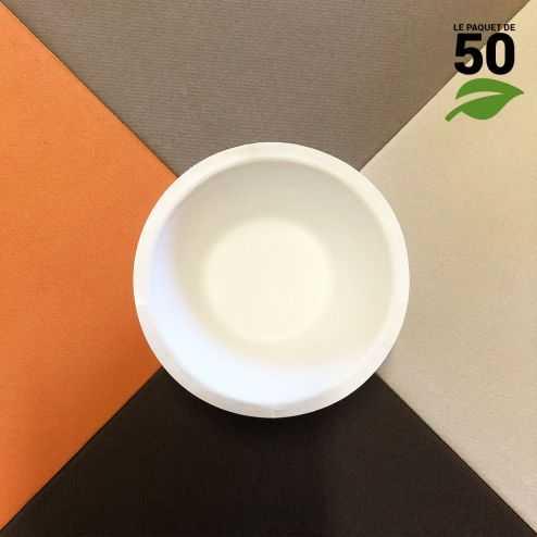 Coupelle 25 cl biodégradable Par 50