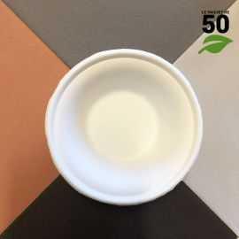 Bol multi-usages 34 cl. Biodégradable. Par 50