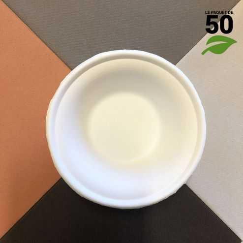 Bol multi-usages 34 cl Biodégradable Par 50