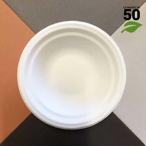 Bol multi-usages 40 cl biodégradable Par 50