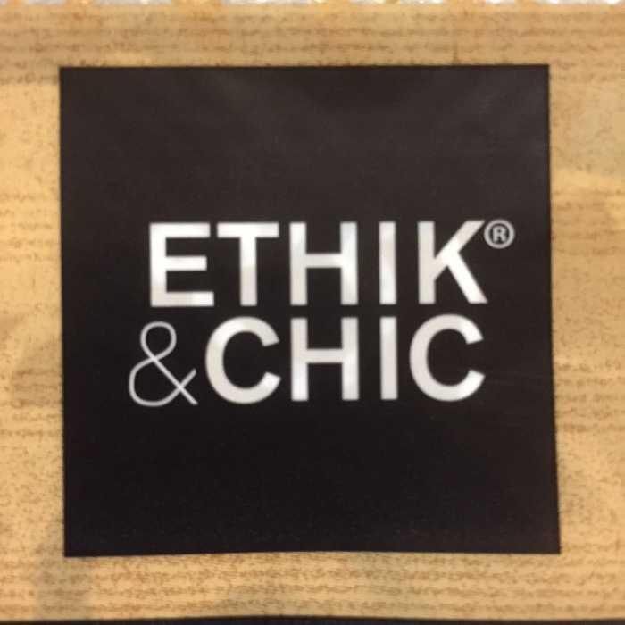 serviettes ethik chic 40 x 40 orange vaisselle jetable. Black Bedroom Furniture Sets. Home Design Ideas